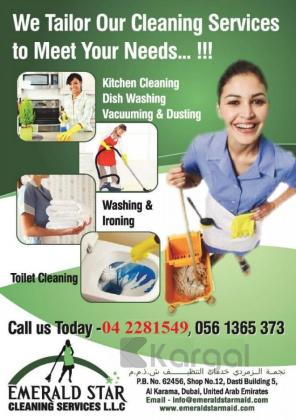 RELIABLE HOUSEMAIDS / HOUSEBOY AVAILABLE CALL US 056 1365373
