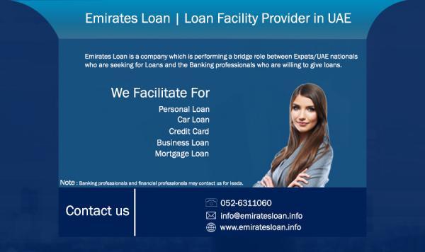 Personal loan in UAE Emiratesloan
