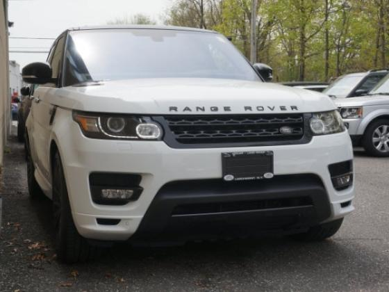 2016 Model Land Rover Range Rover Sport Utility full options first owner in good condition.