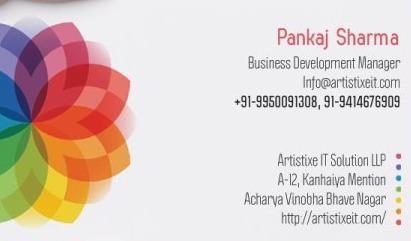 Best Web & Mobile Application Development Company | Artistixe IT Solutions