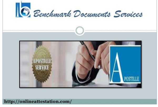 Certificate Attestation | US Certificate Attestation in UAE