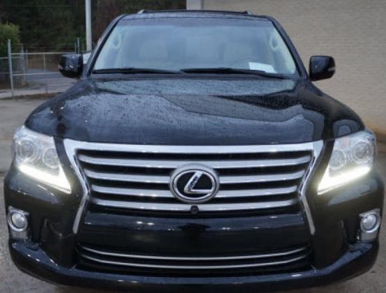 LEXUS LX 570 2013, AFFORDABLE COST, FULL OPTION