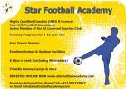 Starfootball Academy A Finest Coaching Center Across UAE