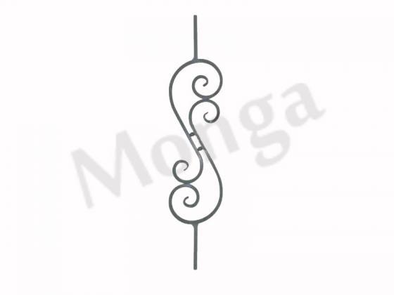 Custom Wrought Iron Ornamental