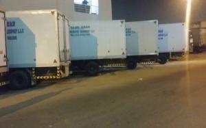 Freezer Truck Dubai
