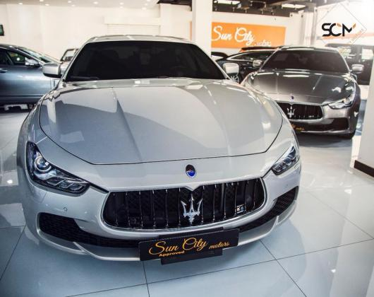 Top Offers for Maserati Cars in Dubai