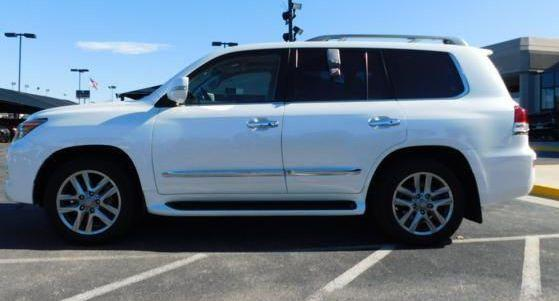 LEXUS LX 570 2014 JEEP - ACCIDENT FREE