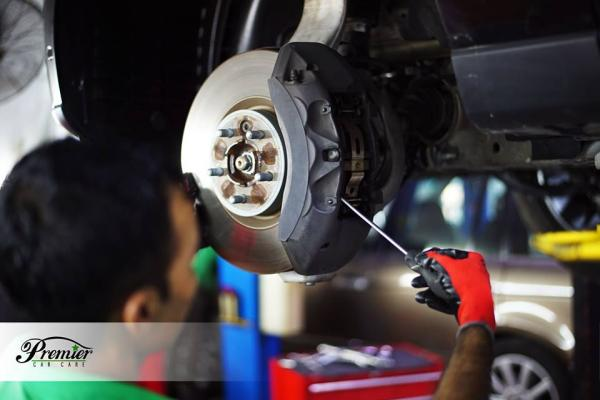 Top Auto Service in Dubai