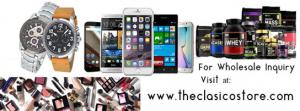 Buy Watches, Mobiles, Cameras and many more at best online shopping site - The Clasico Store