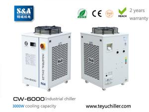 S&A recirculating water chiller CW-6000 AC220/110V, 50/60Hz