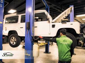 Top Auto Service in Dubai