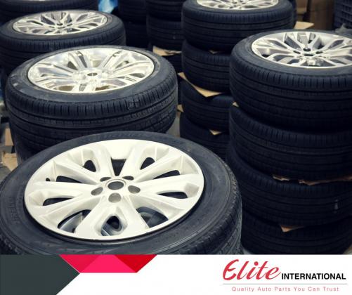 Elite International Motors - Land Rover and Jaguar Auto Parts Supplier