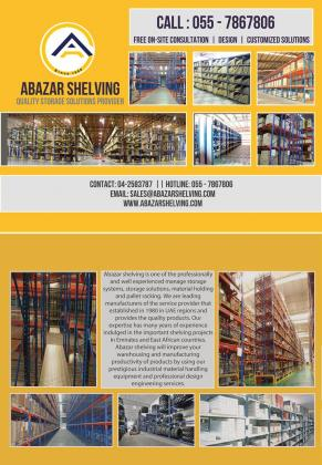 Industrial the Right Warehouse Pallet Racking System in Dubai