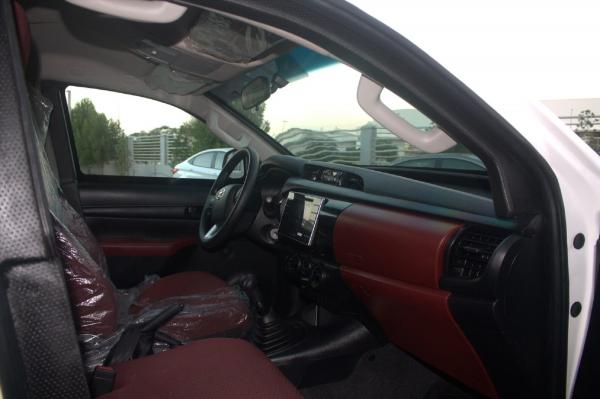 B6 Level Armored Toyota Hilux - 2.7L -Petrol-2018 (سيارة مصفحة)