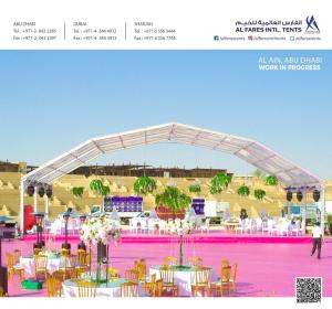 Affordable Event Tent Rentals available in UAE-Ramadan Tents, Party Tents, Military Tents, Exhibitio