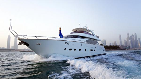 Marina Cruise Dubai Booking