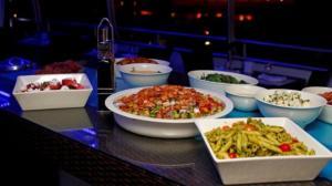 5-star luxury Dubai marina dinner cruise
