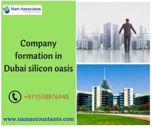 Company Formation in Dubai Silicon Oasis