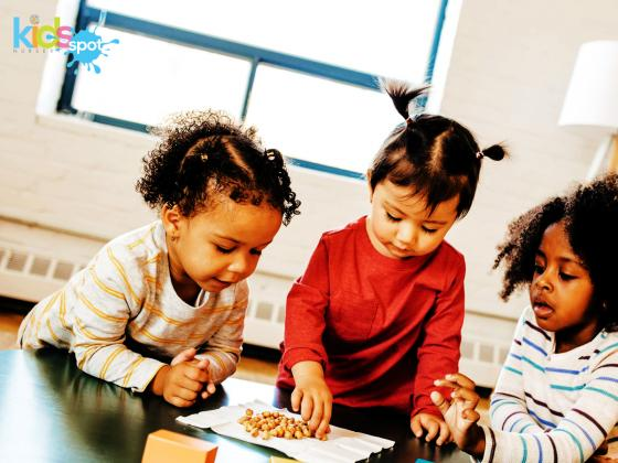 Kids Spot Nursery, a British curriculum nursery based in Jumeirah, Dubai