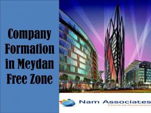 Company Formation in Meydan Free Zone Dubai