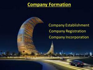 llc company formation in UAE