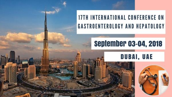 17th International Conference on Gastroenterology and Hepatology