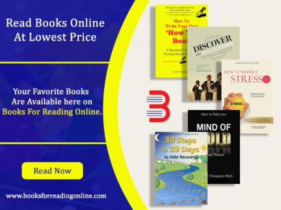 Read our books online absolutely free