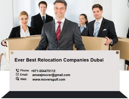 Relocation Companies Dubai