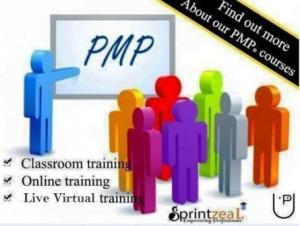PMP Training in Sharjah