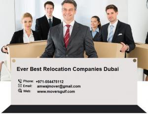 Relocation Companies Dubai