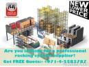Pallet Shelving in Dubai for Your Store Houses