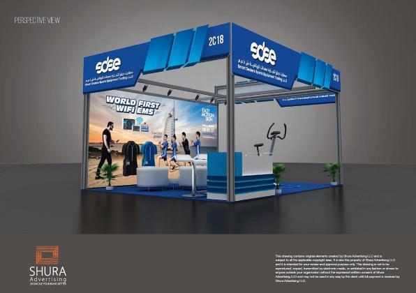 DUBAI EVENTS STANDS DESIGNS