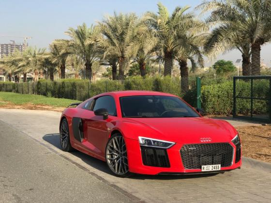 Luxury Cars Rental Dubai - Superior Car Rental