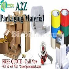 Get Easy Packaging with Our Packaging Material Dubai at Reasonable Rates
