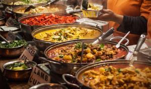 Lazeez corporate catering service