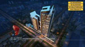 3D Township Rendering & Walkthroughs by 3D Power