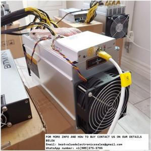 Bitmain Antminer S9 14TH/s  D3, A3 815 GH/s, L3+ with PSU  Warranty
