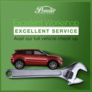 Full Car Check Up Service in Dubai from Premier Car Care
