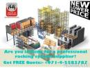 Information of Pallet Racking Suppliers in Dubai