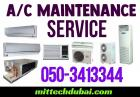 Split Ac Unit Central Ac Unit , FCU Unit Repairing Servicing Maintenance in Dubai