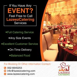 Professional Event Catering Services in Dubai and UAE