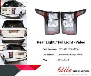 Range Rover OEM Parts