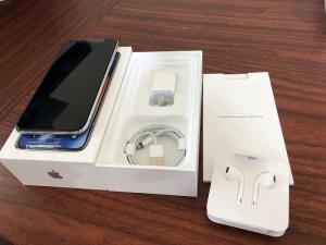 Smartphone Apple iPhone X 256Gb,64Gb Original, Unlocked Apple Warranty