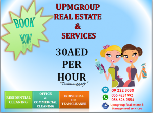 Cleaning Services in Fujaiarah