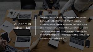 Top Audit Firm in Dubai