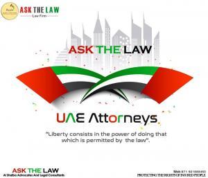 ASK THE LAW - Debt Collection Dubai