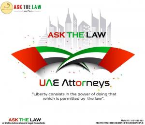 ASK THE LAW - Labour & Employment Lawyers in Dubai