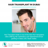 Hair transplant In Dubai