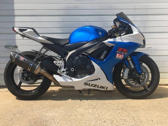 2013 Suzuki GSXR750