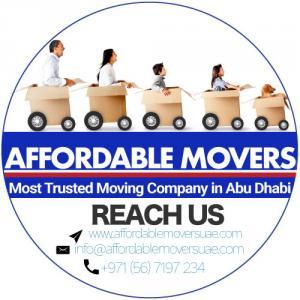 Affordable Movers - Abu Dhabi Moving Company